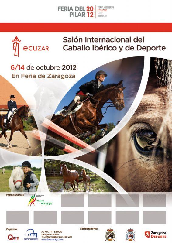 El mundo del caballo se dará cita en la Feria «ECUZAR» del 6 al 14 de octubre de 2012