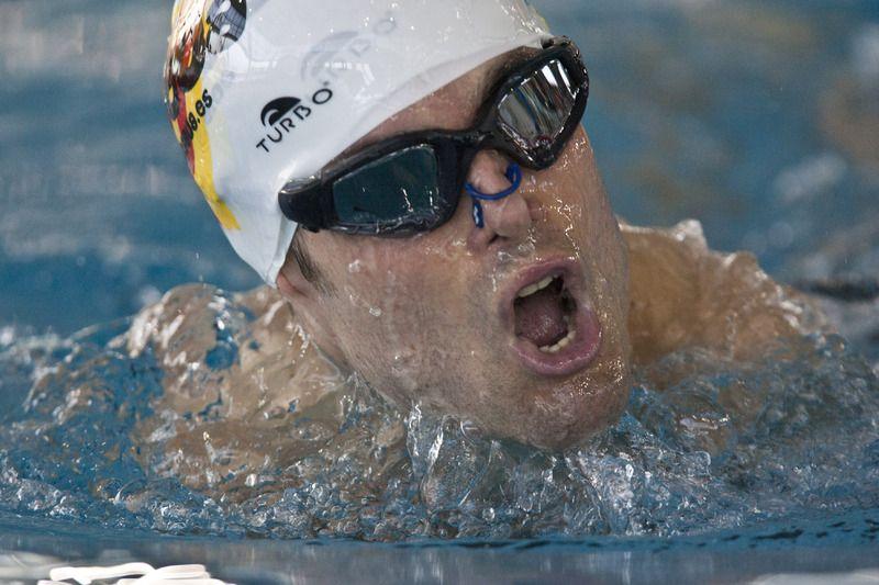 Tres deportistas aragoneses en los Juegos Paralímpicos de Londres 2012