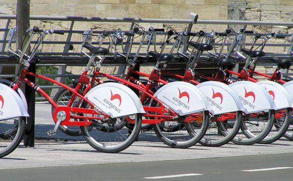 El servicio «Bizi Zaragoza» no estará operativo durante los días sábado 21 y  domingo 22 de julio de 2012
