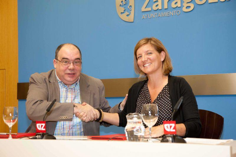 CAI seguirá apoyando el programa municipal de actividades deportivas «Entra en Acción»