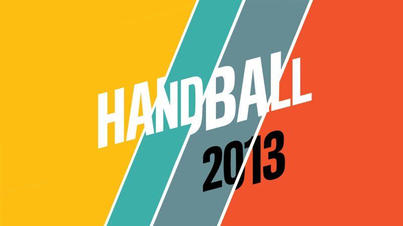 Emparejamientos del Campeonato del Mundo de Balonmano 2013