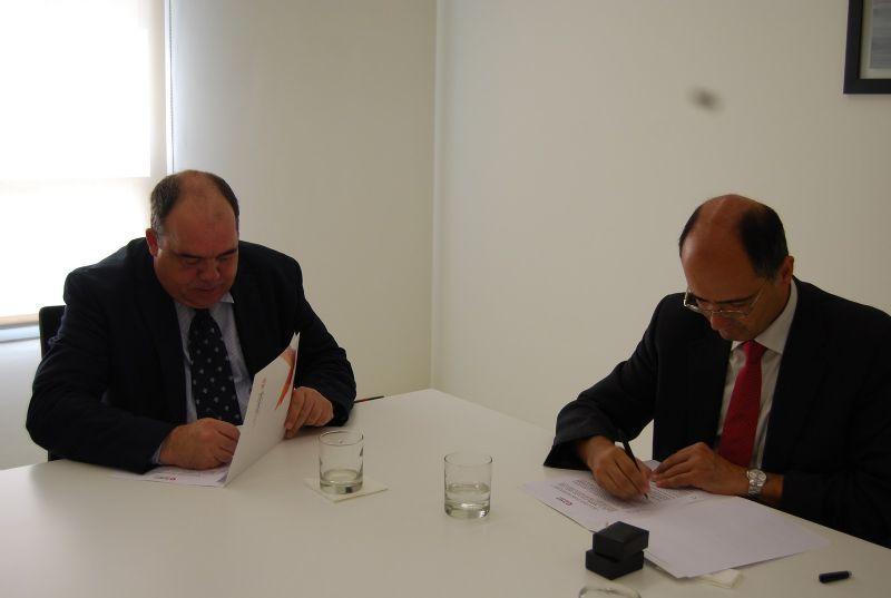 La Universidad San Jorge se une como entidad colaboradora al «Observatorio del Deporte de Zaragoza»