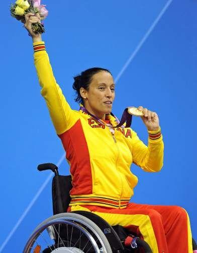 Teresa Perales, reelegida en el Consejo de Deportistas del Comité Paralímpico Internacional