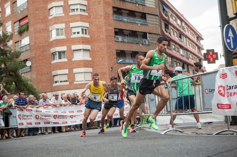 Resultados de la XXIX Milla Urbana de Delicias Trofeo «CAI-Ciudad de Zaragoza»