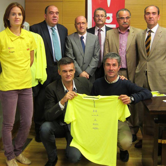 Todo preparado para la VI Maratón Internacional de Zaragoza