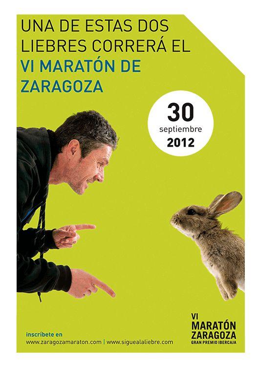 Récord  de participación en la VI Maratón Internacional de Zaragoza que se disputa el domingo