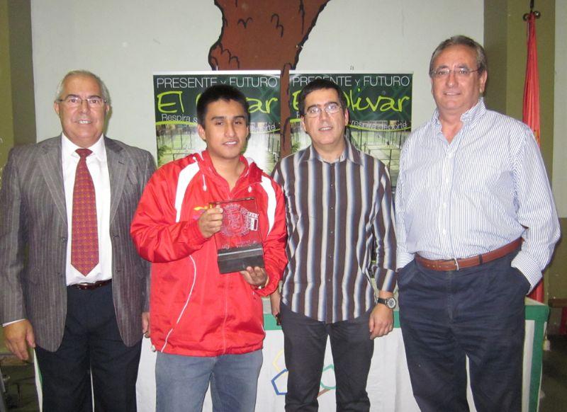 El peruano Cristhian Cruz se impone en el Trofeo «CAI - Ciudad de Zaragoza» de Ajedrez