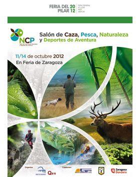 Los aficionados a la caza, pesca y los deportes de aventura tienen una cita ineludible en Feria de Zaragoza