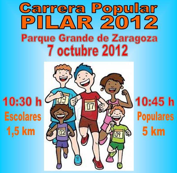 Mañana se cierran las inscripciones para la Carrera Popular Pilar 2012