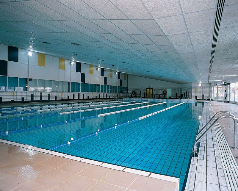 Plan de uso de la piscina cubierta del Palacio de Deportes. Octubre-Noviembre-Diciembre de 2012