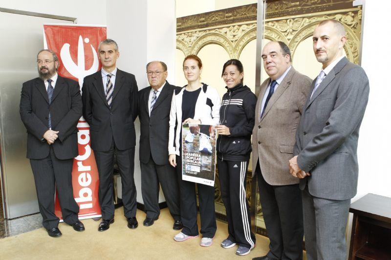 10.000 corredores participarán este domingo en la Carrera Popular Ibercaja Zaragoza «Por la integración»