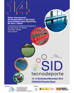 Se traslada de fecha al celebración de los Salones «SID-Tecnodeporte» y «Expoalcaldía 2012»
