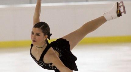 La aragonesa Marta García, al Campeonato del Mundo Júnior de Patinaje Artístico sobre Hielo