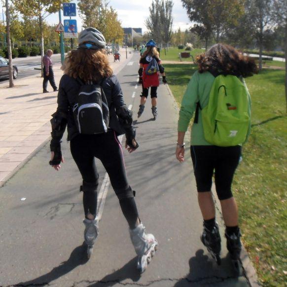 ¡Anímate a patinar! Combina ejercicio y movilidad urbana