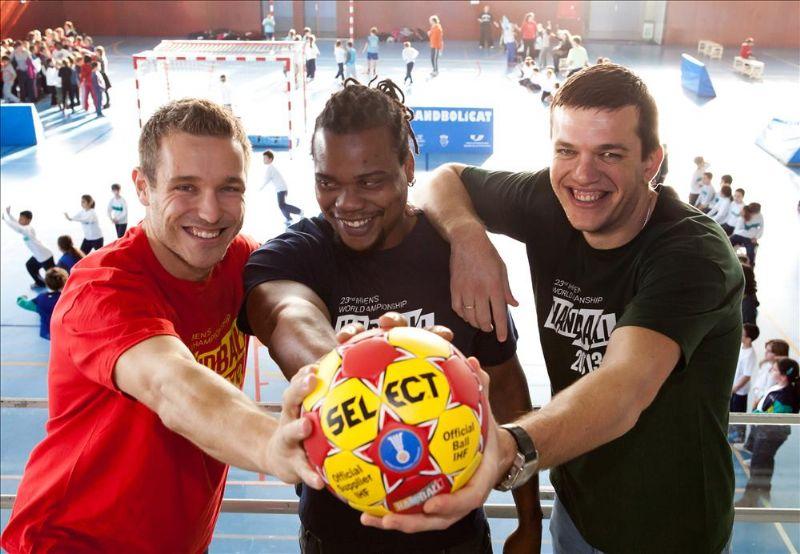 Salen a la venta las entradas para la fase final del Mundial de Balonmano 2013