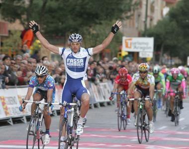 Así sería la Vuelta a Aragón este año.
