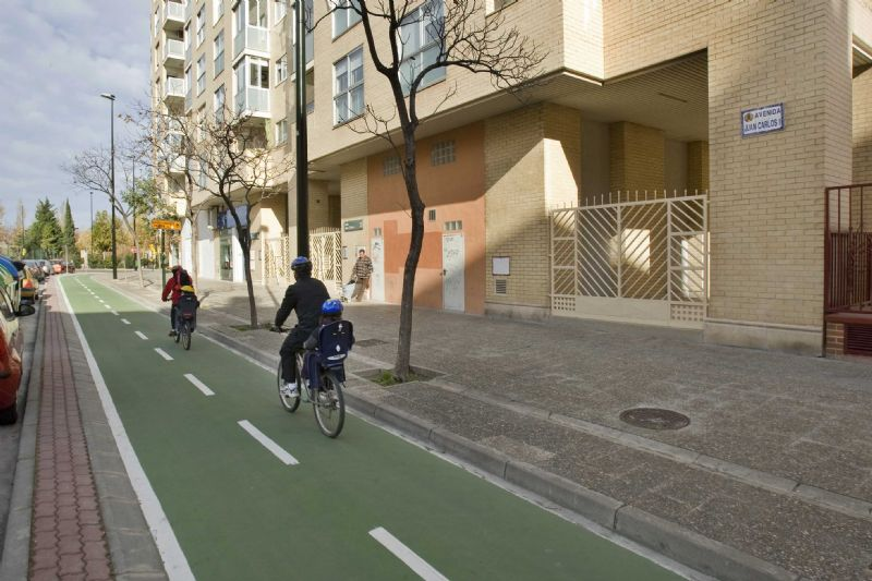 El Observatorio de la Bicicleta impulsa la realización de nuevos carriles y mejoras en la señalización ciclista