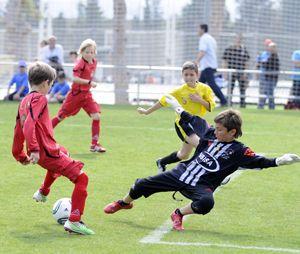 Crece el número de deportistas federados en Aragón