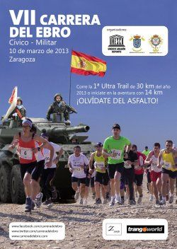 La 7ª Carrera del Ebro abre su periodo de inscripción