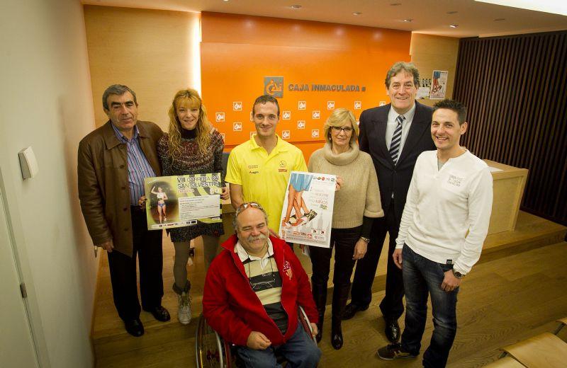 La VIII Carrera CAI San Silvestre de Zaragoza cuenta por primera  vez con un circuito de 5.000 metros.
