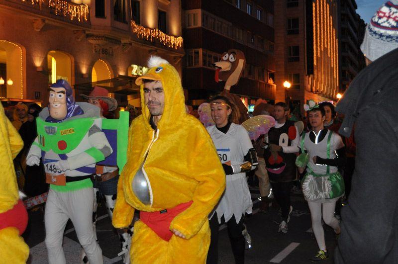 Ya puedes consultar las clasificaciones y fotografías de la San Silvestre de Zaragoza 2012