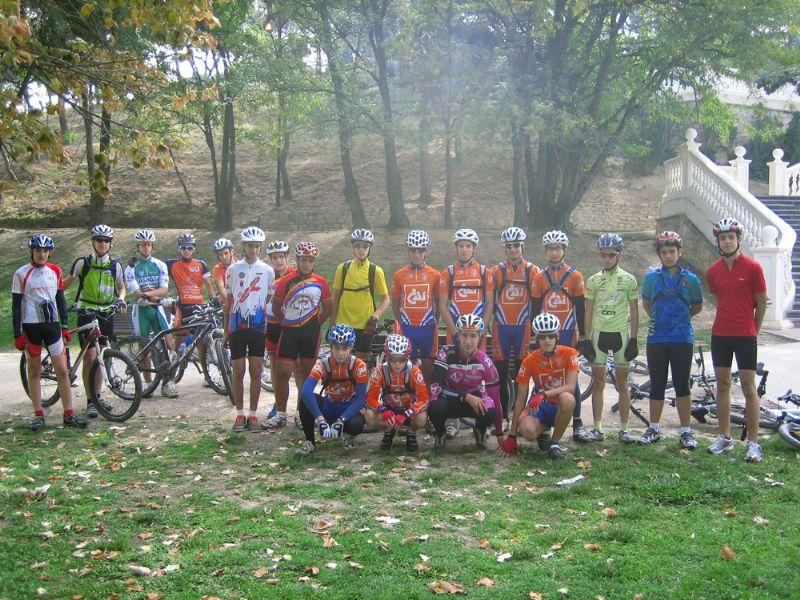 La Escuela Ciclista Zaragoza arranca con fuerza