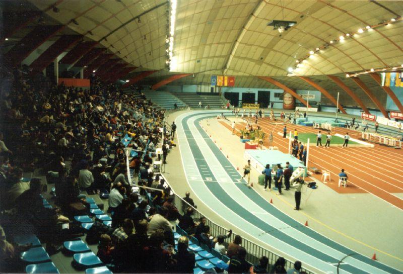 Zaragoza Deporte va a seguir promoviendo la celebración del Gran Premio «CAI-Ciudad de Zaragoza» de Atletismo en Pista Cubierta.