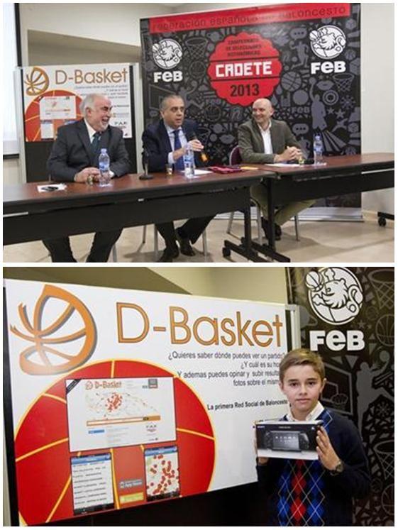Nace una nueva red social de baloncesto: D-Basket