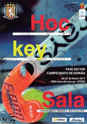 Este fin de semana se disputa el Sector del Cto. España Senior de Hockey Sala