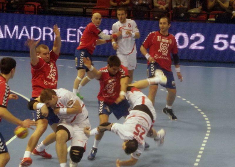 Ganadores del Concurso de Fotografía «Handball 2013»