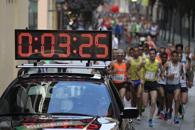 Inscripciones abiertas para la Media Maratón de Zaragoza 2013
