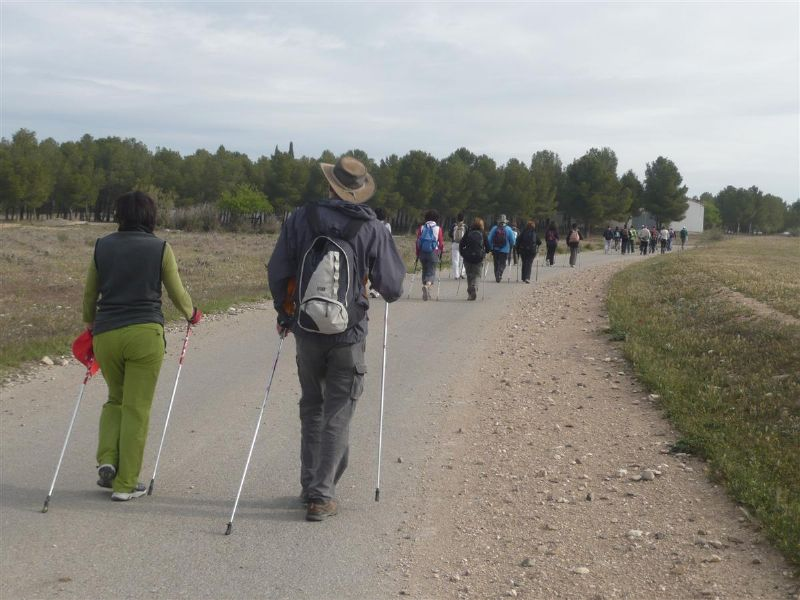 ¿Conoces el Nordic Walking ó Marcha Nórdica?
