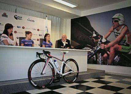 Audiovisual sobre las mujeres deportistas de alto nivel de Euskadi