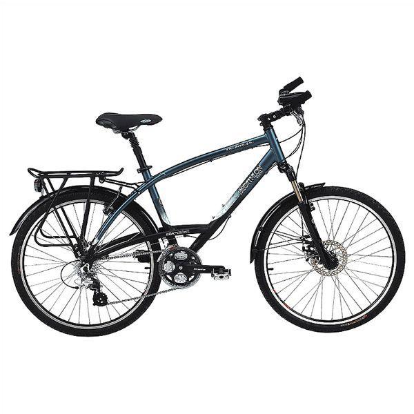 Bicicletas híbridas, aptas para circular por campo y ciudad