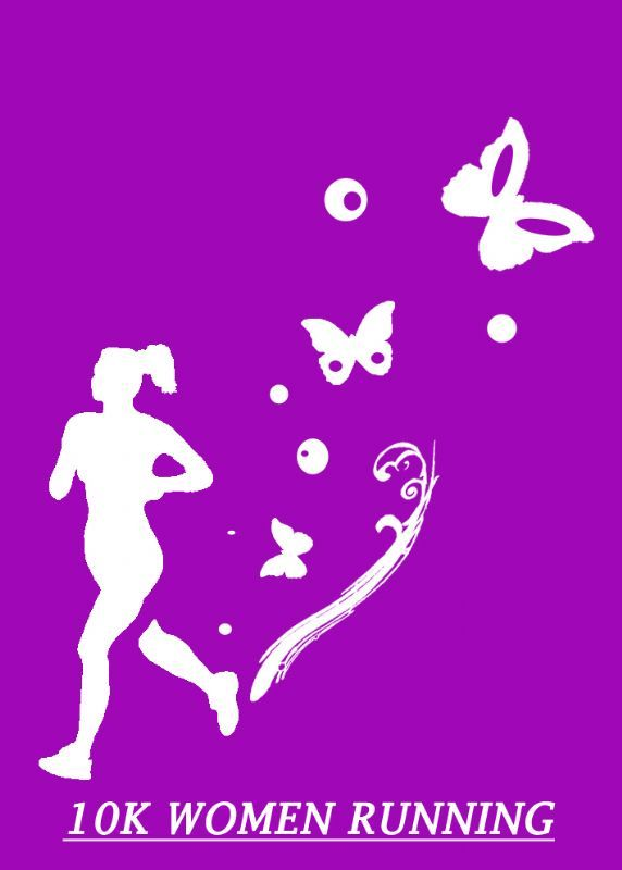 El «Reto 10k Women Running Zaragoza», todo un éxito