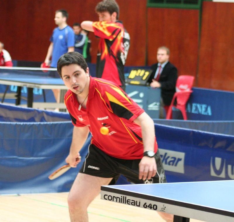 Jorge Cardona se proclama subcampeón de España