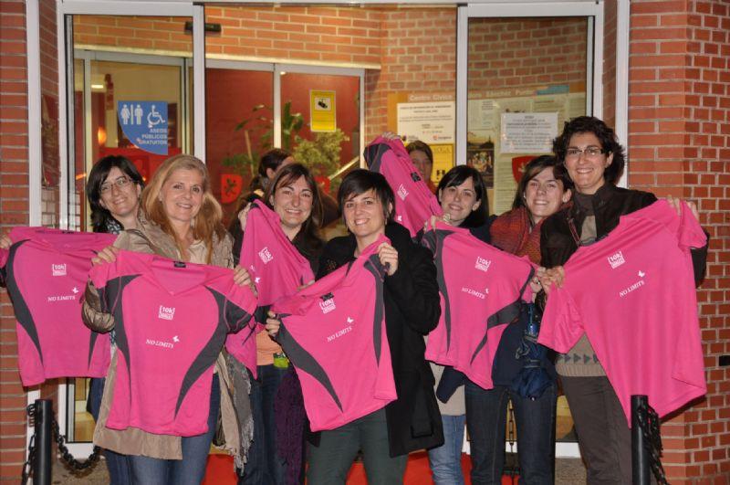 Las mujeres aceptan el Reto «La Caixa 10k Women Running»