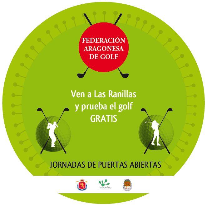 ¿Quieres probar el golf gratis?