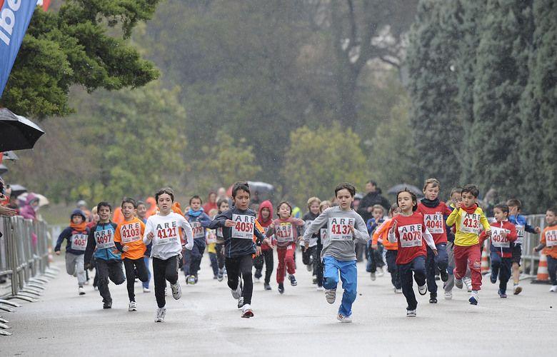 Resultados y fotos de la Carrera «Parque J. A. Labordeta»
