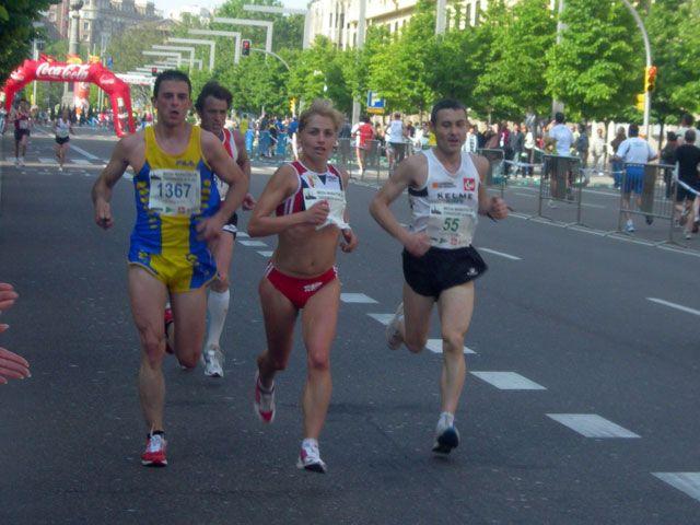Media Maratón 'Ciudad de Zaragoza'. La media maratón del año 2008 va cogiendo forma