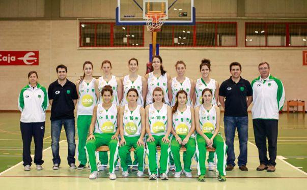El Clickseguros Casablanca juega la fase de ascenso a la Liga Femenina de Baloncesto este fin de semana