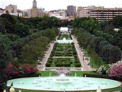 El parque Grande «José Antonio Labordeta» inicia su intenso programa de actividades de primavera