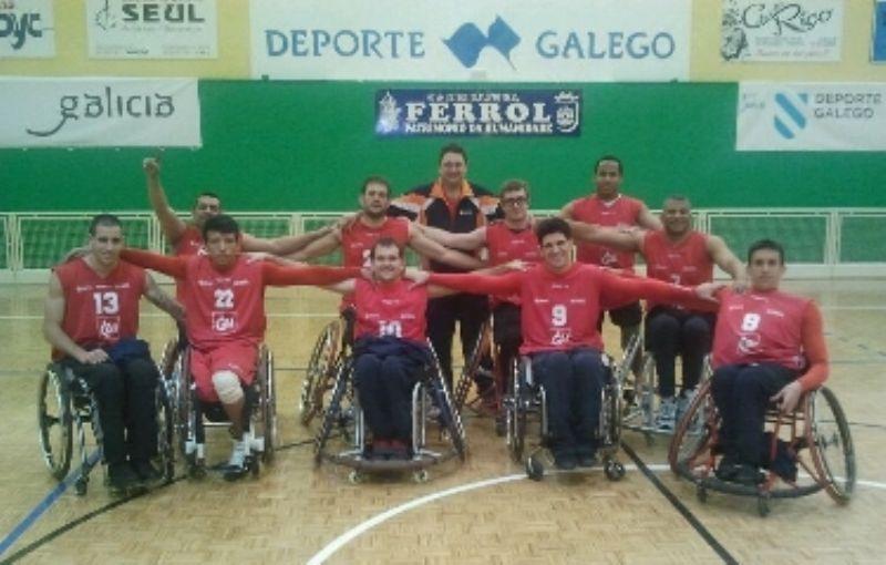 El CAI Deporte Adaptado vuelve a División de Honor