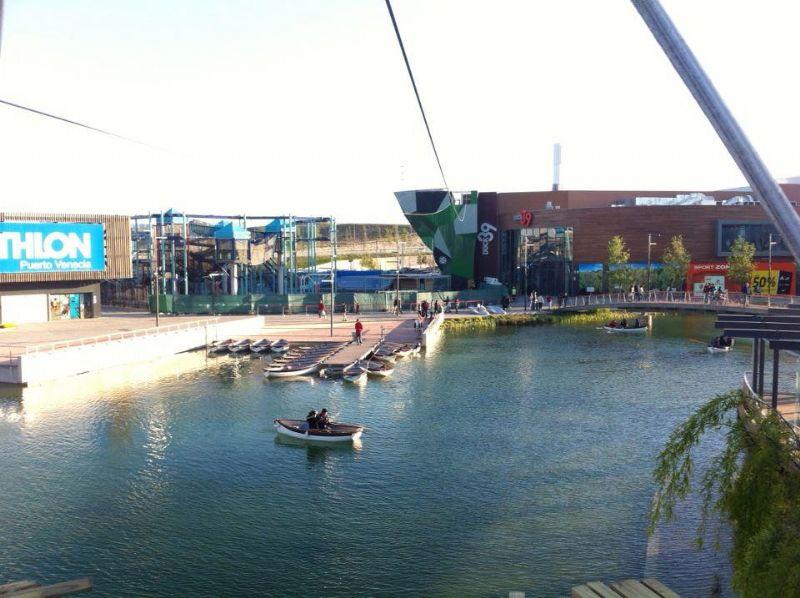 Dock39 Puerto Venecia estrena la nueva Zona Outdoor con más de 2.000 m2 de diversión al aire libre