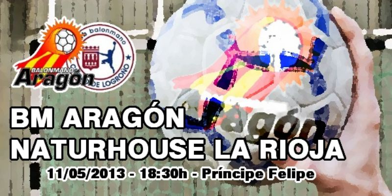El Balonmano Aragón prepara una fiesta el sábado para recibir al Naturhouse La Rioja