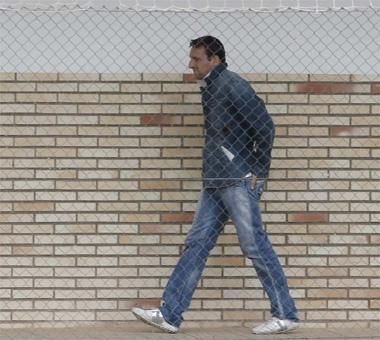 Cuartero dirá adiós al Zaragoza esta semana.