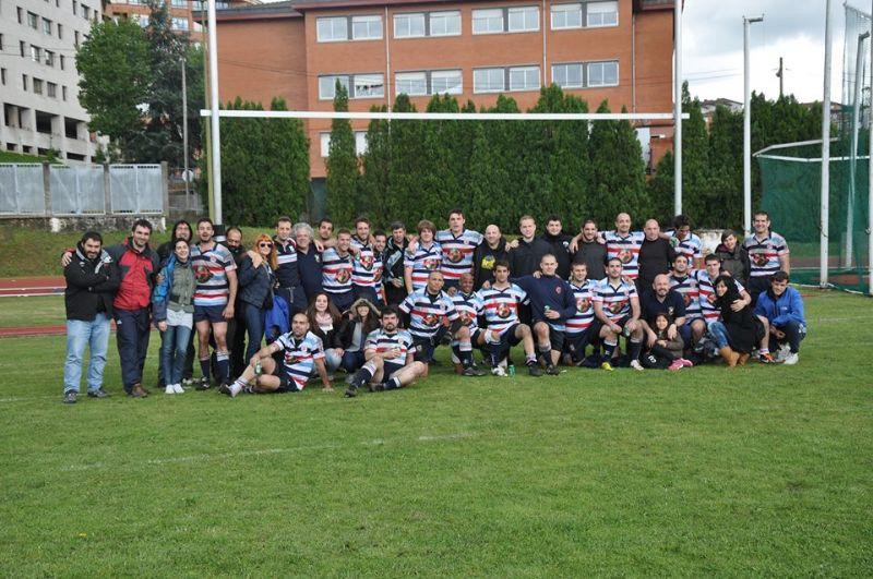 El Bull McCabe's Fénix Rugby asciende a primera nacional