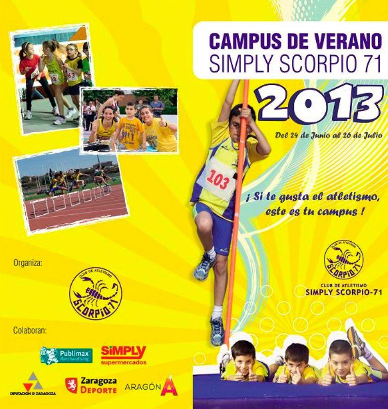 Campus Urbano de Atletismo Simply Scorpio 71