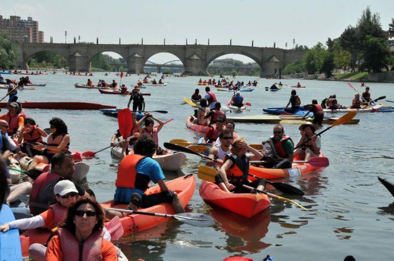 Suspendido el III Descenso Amigos del Ebro