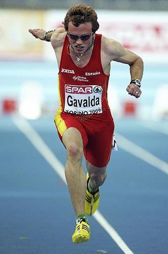 Alberto Gavaldá hace historia en los Europeos de Atletismo